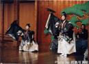 日本の伝統芸能 能の世界
