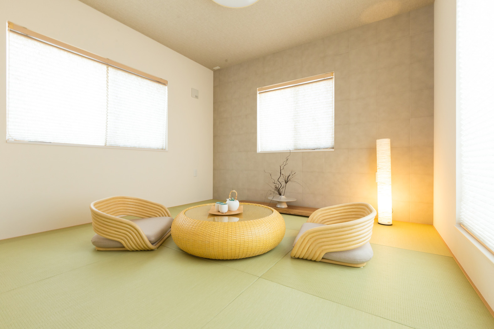 Japanese‐style room