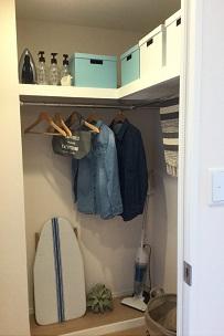 Work In Closet