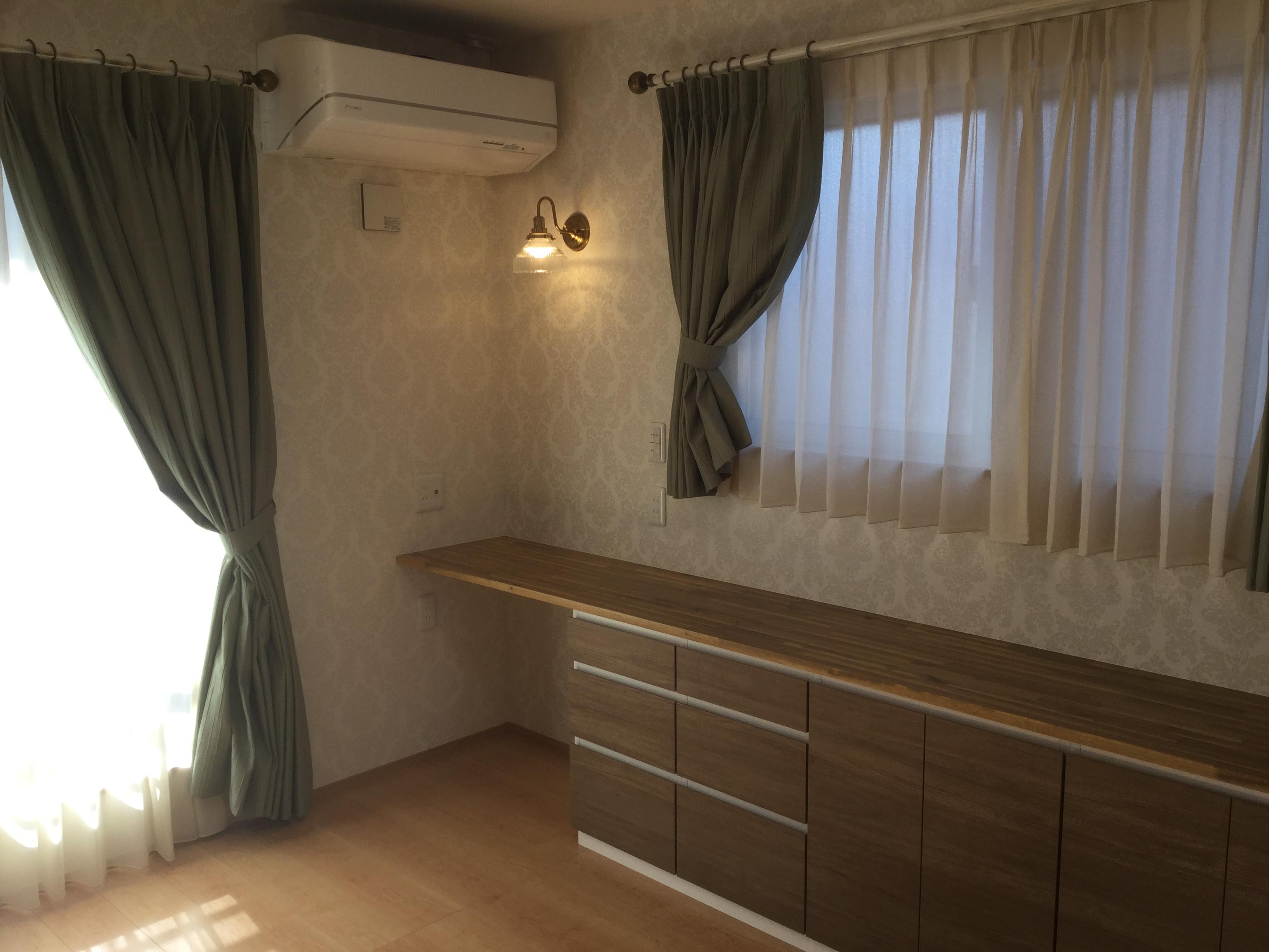 ご主人の寝室