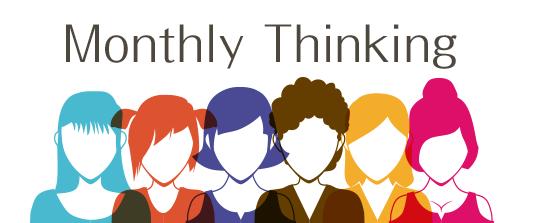 今月のMonthly Thinkingは「キッチン家電について」!