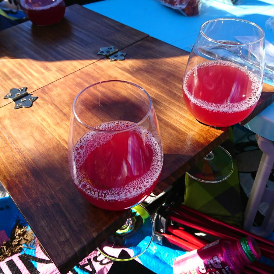 VINICE CLUBダイアリー サダの「ココファームワイナリー収穫祭」をUPしました。