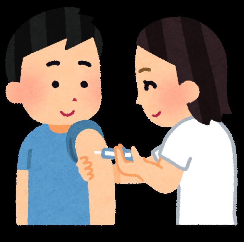 風疹の予防接種を受けましょう!