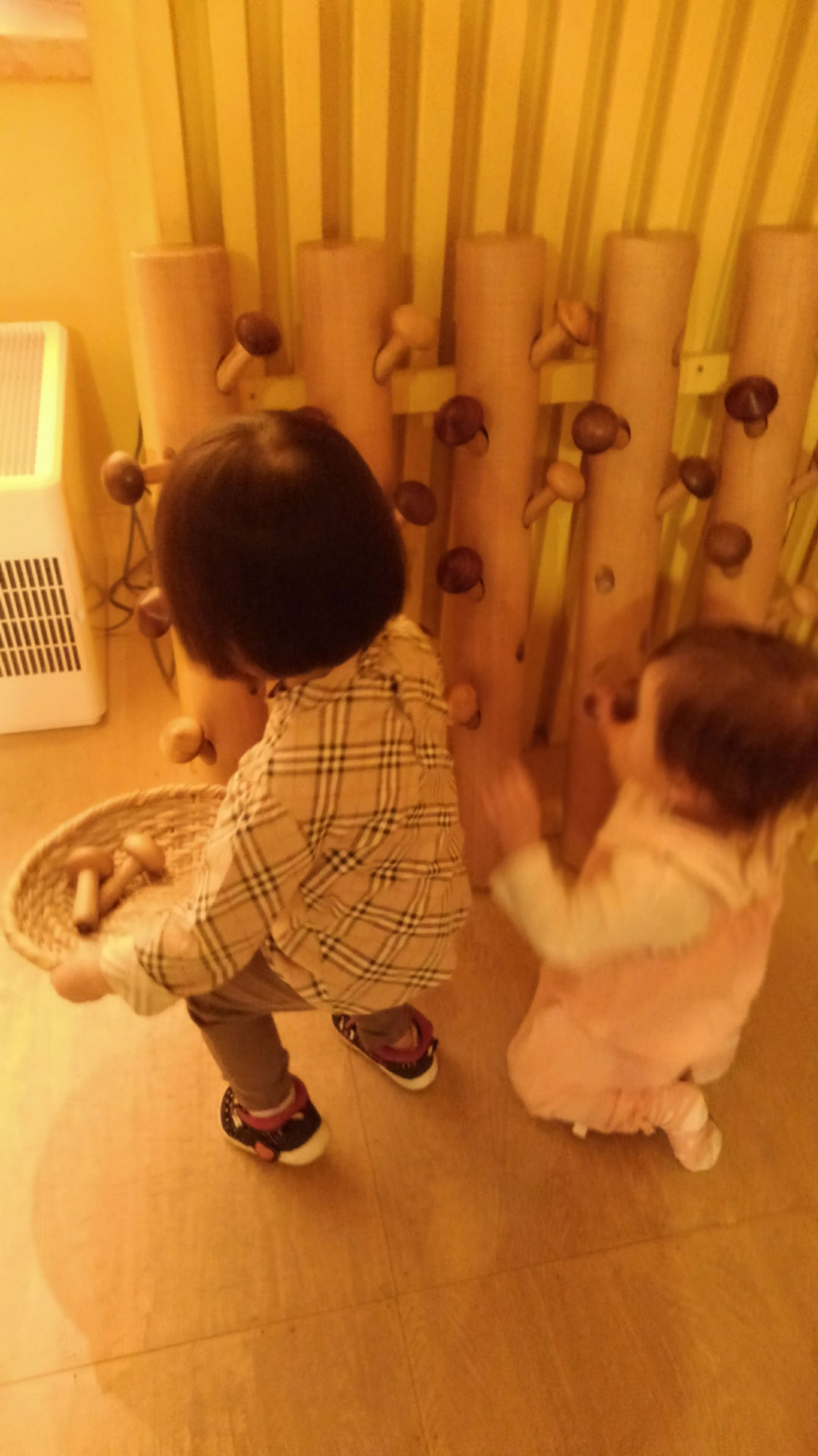 VINICE CLUBダイアリー  さっちー の「子供と一緒に楽しく遊べる!東京おもちゃ美術館に行ってきました。」をUPしました。